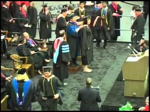 SP 2013 Graduation Ceremony - College of Business / Arts and Sciences
