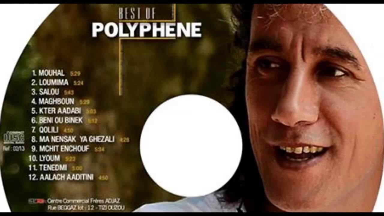 chanson polyphene