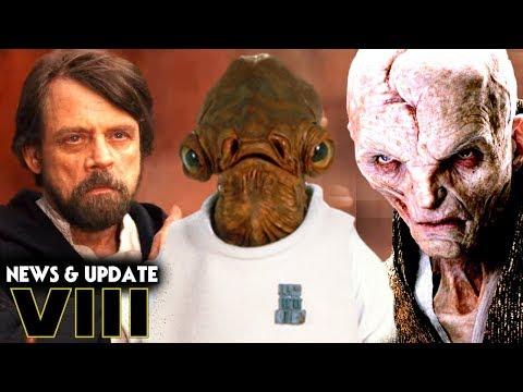 Disney Regrets Killing Multiple Characters! Star Wars The Last Jedi
