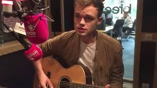 James TW live acoustic performance of