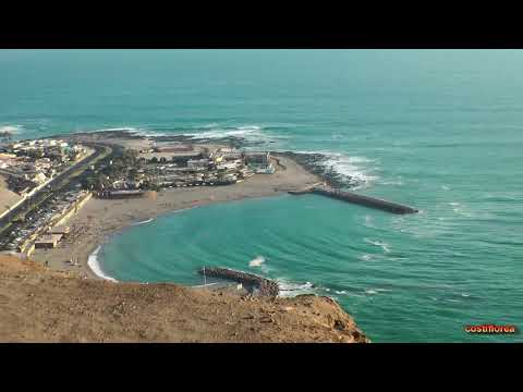 Chile - Arica,city of eternal spring on the Pacific coast - South America,part 71 - Travel video HD