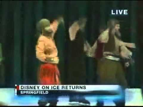 Disney On Ice At The MassMutual Center With ABC 40