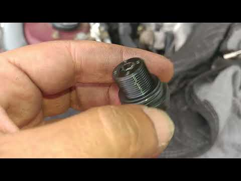 Blue smoke fix from Nissan Altima 05 v6 by replacing PCV valve.