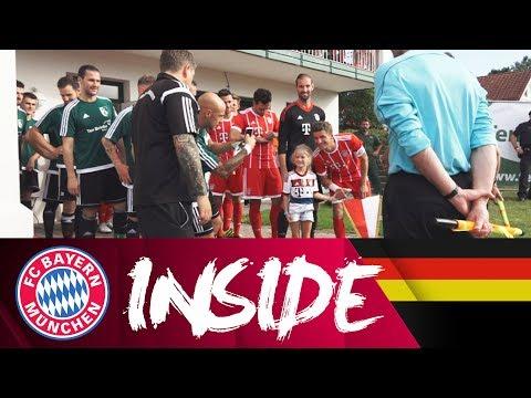 Der FC Bayern zu Gast beim BCF Wolfratshausen | Inside FC Bayern