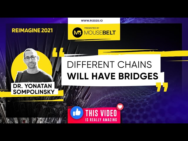 REIMAGINE 2021 - Dr. Yonatan Sompolinsky - DAGlabs - Co-Founder