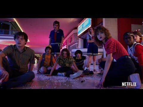 Stranger Things: Season 3 (2019) Official Trailer HD Netflix