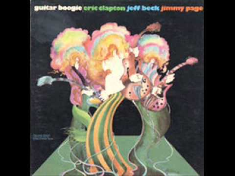 Guitar Boogie Clapton Page Beck The Allstars Side 1