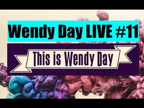LIVE With Wendy Day #011 | Answering Your Questions Live