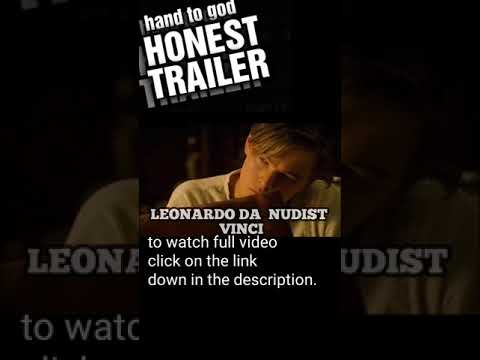 #shorts HTG HONEST TRAILER: TITANIC -CAST FUNNY