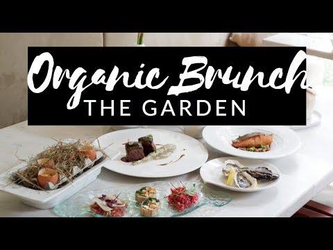 Singapore's First Ever Organic Brunch Buffet at The Garden