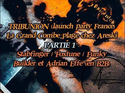 Tribunion (Launch Party France Octobre 2017) - Partie 1