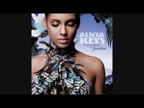 Alicia Keys Love is blind with lyrics HD!!!