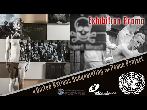 Exhibition Promo - The United Nations Peace Memorial