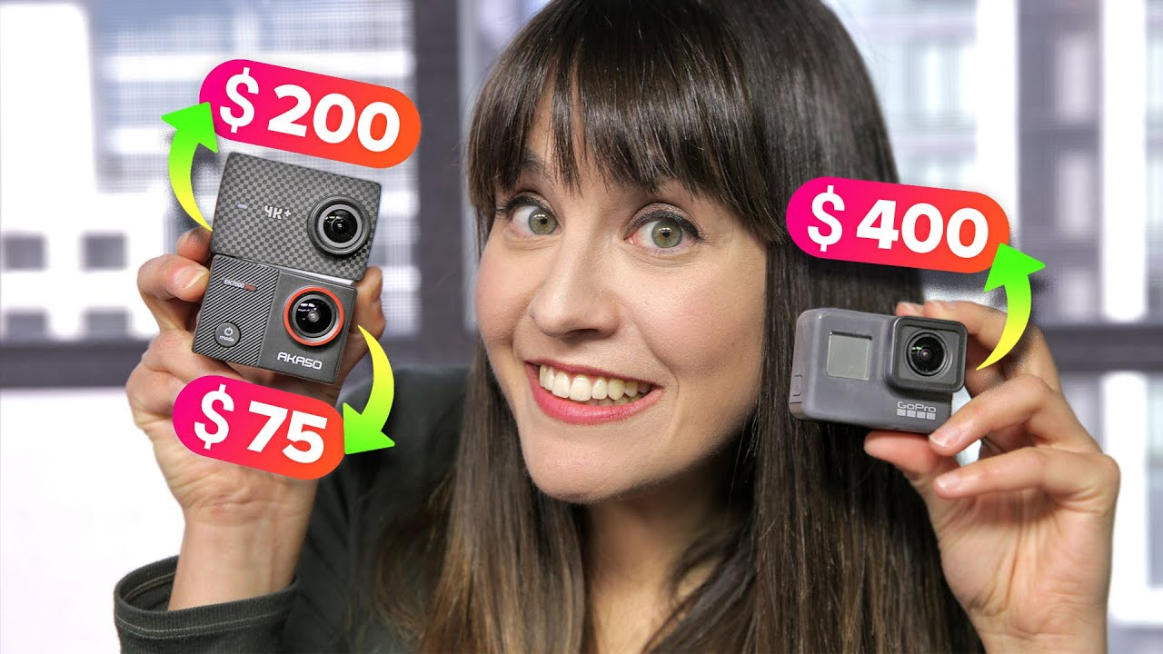 GoPro Hero 7 OR Yi 4K: Action camera comparison
