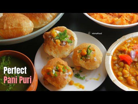 PANI PURI|With 2 Types of Stuffing|Golgappa|ఇది పూర్తిగా తెలుగు వారి స్టైల్|బండి మీద టేస్ట్ గారంటీ