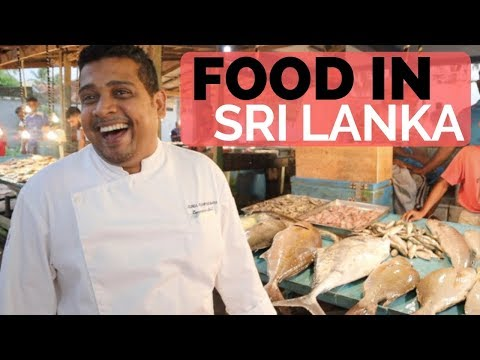Why I LOVE Sri Lankan Food // Sri Lanka Travel Vlog