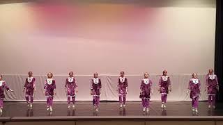 07.03.20 Турецкий танец в номинации Народный Танец Международный фестиваль AVE BOGHEMIA Прага