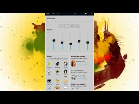 10 Best Equalizer for android to improve Sound & Boost Bass