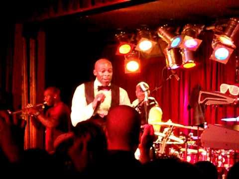 Joe  Stutter Remix  BB Kings Blues Club NYC  071011