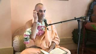 2010.06.30. SB1.17.45 Lecture by H.H. Bhaktividya Purna Swami - Riga, LATVIA