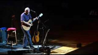 """Shine On You Crazy Diamond (1-5)"" acoustic solo - David Gilmour, Meltdown festival"