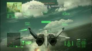 Ace Combat 6: Fires of Liberation Mission 5 ( Anea Landing)