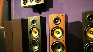 TAGA Harmony TAV-506 v.2 - speakers