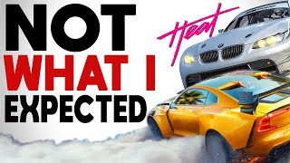 Need For Speed Heat Is Definitely NOT What I Expected