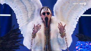 TIX - Fallen Angel (Eurovision 2021 Norway Winner)