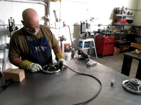 Autometric Handwheel Part 5
