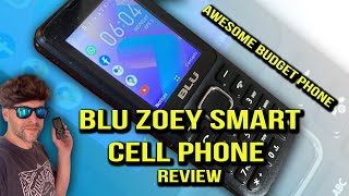 Blu Zoey Smart Cell Phone Review