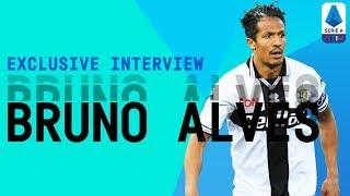 The Free Kick Master! | Parma Captain Bruno Alves | Exclusive Interview