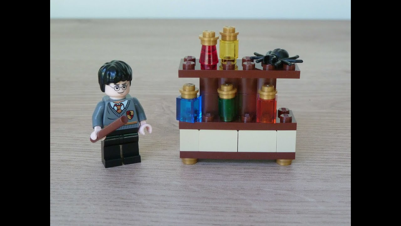 30111 LEGO Harry Potter The Lab