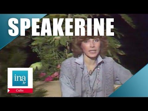 Speakerine 1979 Évelyne Dhéliat | Archive INA