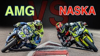 THE CHALLENGE! NASKA VS ?????? - WHAT\'S MY LAP TIME IN CREMONA? [English Subtitles[