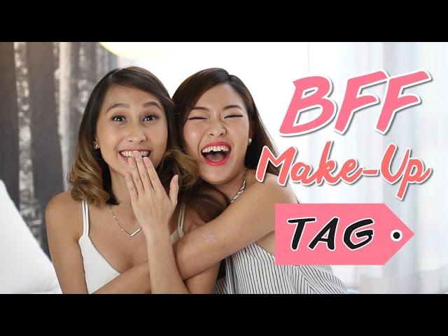 BFF TAG Make-Up Tutorials! - PrettySmart: EP 24