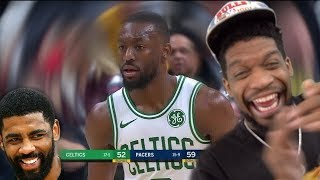 KYRIE WOULD OF HIT LMFAOO! Celtics vs Pacers Full Game Highlights! 2019 NBA Season