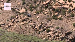 UH-72 Lakota Helicopters Fly Through the Mountains of Colorado and Utah