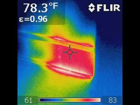 Things We've Found With Our Infrared Camera