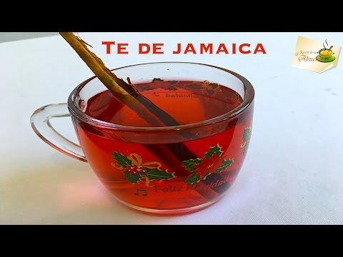 Te de jamaica con canela y nuevo canal de vlogs
