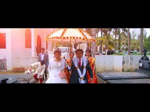 Jikku & tripti wedding highlights2016