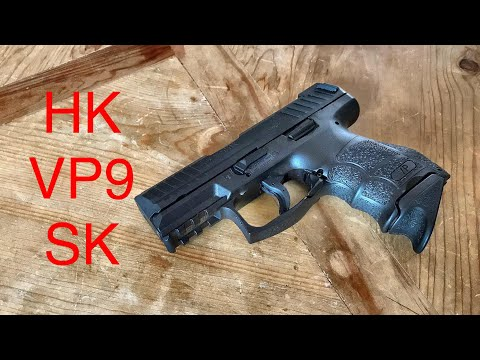 HK VP9SK - The New VP9 Subcompact Concealed Carry Option!