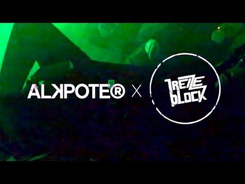 ALKPOTE feat. 13BLOCK    #EP3 - A/R - Les Marches De l'Empereur Saison 3