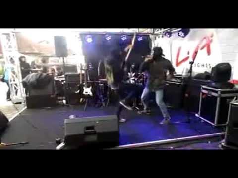 KISS ME KILL ME - Aku Deathmetal (Mesin Tempur) Live in dic studio