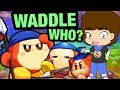 Waddle Dee Is A HERO? (The Life Story of Waddle Dee) - ConnerTheWaffle