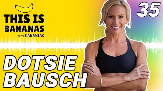 Overcoming Anorexia & Becoming a Vegan Olympian | Dotsie Bausch #35