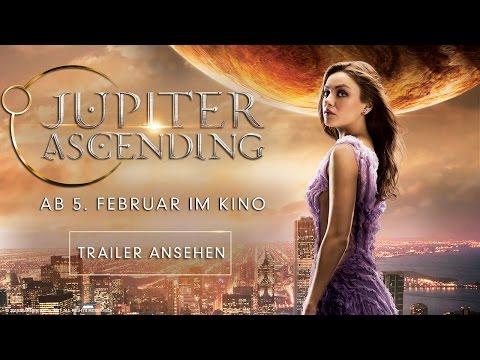 Jupiter Ascending movie review clip