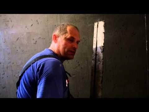 видео: Штукатурка газобетона,часть 2