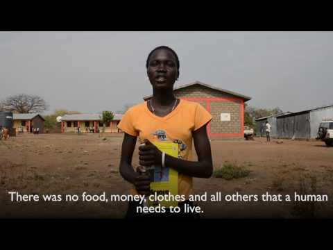 South Sudan students stories