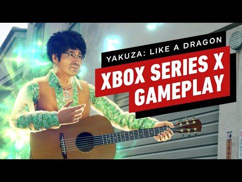 В Yakuza: Like a Dragon на Xbox Series X будет 3 режима производительности